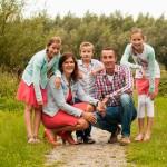 Familieshoot bij de Zevenhuizerplas