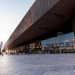 Loveshoot Leendert en Janneke op Rotterdam Centraal