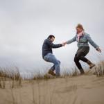 Bertin en Caroline | Pre-wedding | Strand Kijkduin