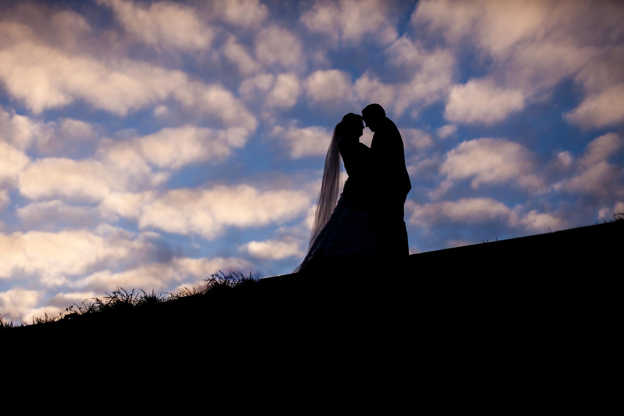 2015 Leendert en Janneke – Silhouet – Blue Sky – 488