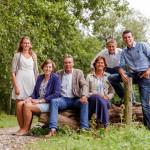 Familieshoot op het Eiland van Brienenoord