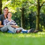 Loveshoot Tobias en Marinda in de Biesbosch