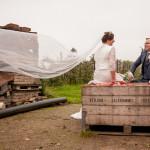 Bruiloft Gerard en  Marijne te Leerdam