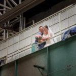 Dick en Corrie | Industriële fotolocatie | Nieuw Lekkerland